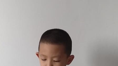 配乐版《小熊住山洞》~郑泽阳
