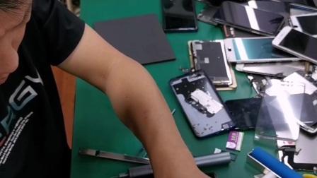 OPPO全面屏 拆机到装机 换屏20分钟干全程 不吹牛 看过程   里面有两个神器 除胶头 解胶剂  10秒拆框