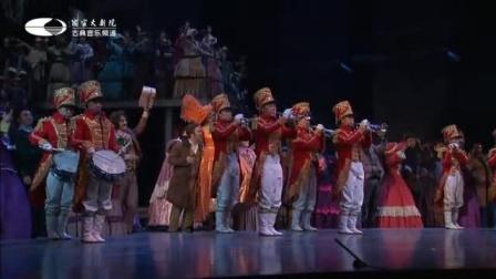 国家大剧院歌剧《艺术家的生涯》