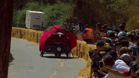 No Brakes Needed- Red Bull Soapbox Race Chile