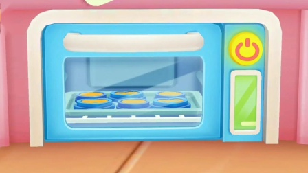 奇妙蛋糕店 曲奇饼干的简单做法,做出来的饼干太好吃啦!