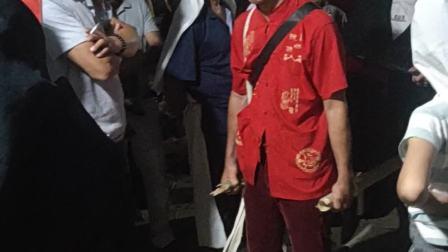 修水古市汪坪享年97岁爷爷丧事