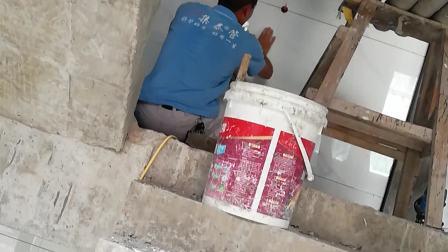 2020年6月3日上午与克太俩师傅商量:①正面外墙粉刷②各层楼梯口做储存室及安装钢化玻璃的设计方案。