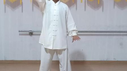 晋中市太极健身气功协会  榆次区西城总站  刘志强  健身气功《八段锦》