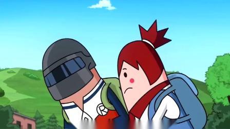 搞笑吃鸡动画-你生日给你优待,并不是让你当大爷,瓦特你就作吧