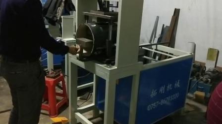 电动冲孔机液压打孔机直桶角钢角铁槽钢铜铝板开孔冲孔机