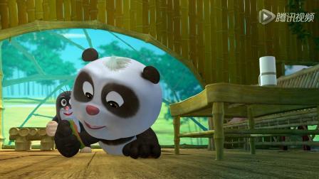 《熊猫和小鼹鼠》和和最爱吃大西瓜
