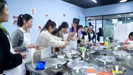 杭州港焙西点杭州蛋糕烘焙培训学校前十名