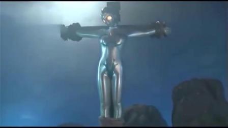 女奥特曼:苍月被俘虏受到侮辱