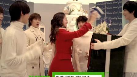 {全天候}[CF]2PM&金泰熙-巴黎贝甜.cake song.15s