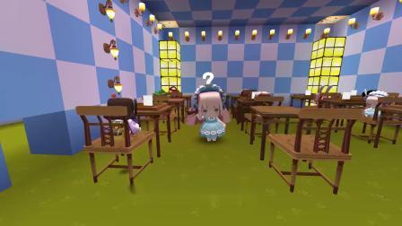 迷你半拉:考试作弊是不对的,梦梦认错后被原谅,同桌却被骂