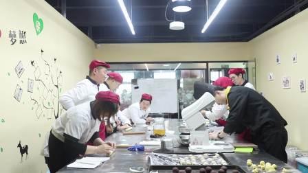 杭州港焙西点宁波蛋糕烘培培训班