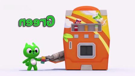 迷你特工队游戏:饮料机器人想搞破坏,不知道来的是弗特吗?