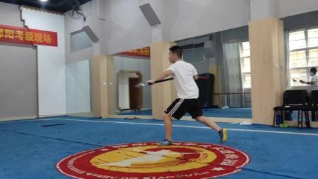 孙梓坚 青龙偃月刀 2020高考前训练