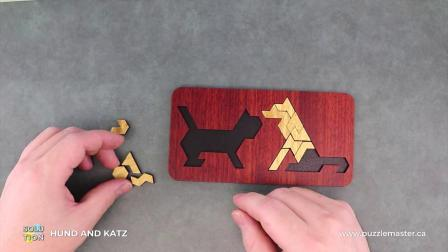 Hund and Katz from Jean Claude Constantin