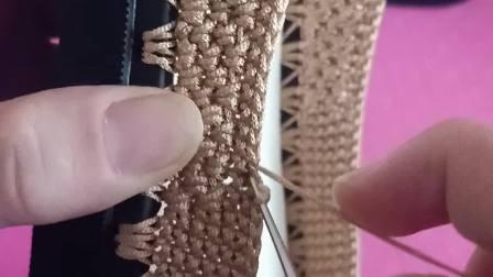 蝴蝶花靴子教程二