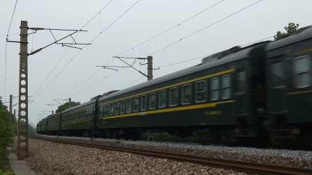 电客K8427一道通过