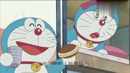 哆啦A梦:另一个哆啦A梦不喜欢铜锣烧,铜锣烧是咸的,茶是甜的
