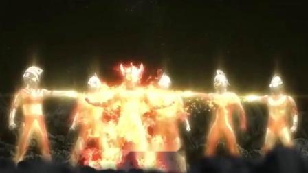奥特曼:新生代战士聚齐,原来泰罗杀死过黑暗杀手,但没想到他再次复活了