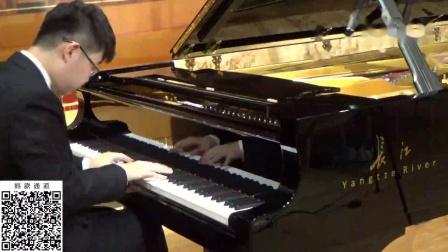"""""""国际冠军""""白岩峰演奏贝多芬《钢琴奏鸣曲第十二首》.mp4"""