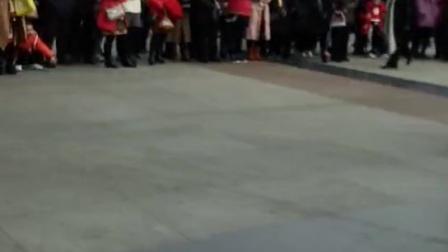 广西玉林陆川勇哥主持东莞2018年元旦舞蹈联欢