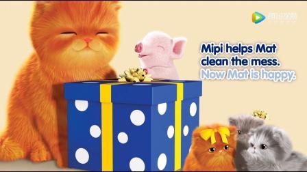《巴塔木早教合集》啊哦!小猫们来捣乱了用英语怎么说?