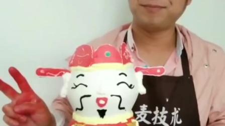 加高天使蛋糕.趴趴鹿3D.卡通猪立体生日蛋糕