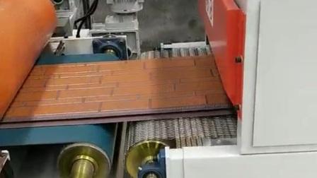 金属雕花板双色生产线