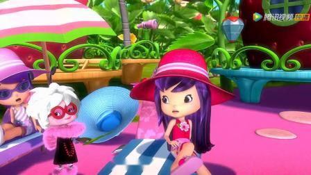 《草莓甜心》下一集的明星嘉宾?到底是谁?樱桃吉吉怎么了?