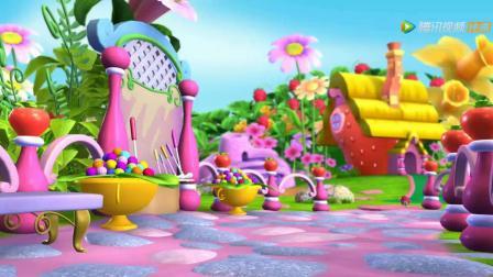 《草莓甜心》小莓果把一切都变成了绿色,他到底是谁呢?