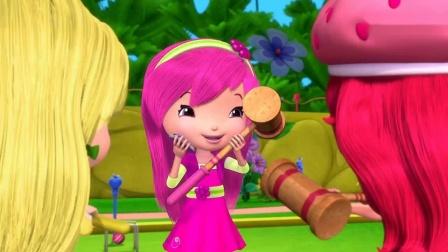 《草莓甜心》樱桃小姐让草莓甜心去大梅果城商量方案?