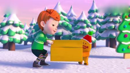 超级宝贝JOJO——圣诞奇幻姜饼屋,和孩子一起走进美好童话世界吧!