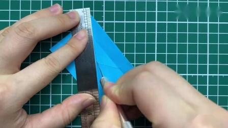 儿童创意手工:制作小马宝莉百变翻转卡,有趣又好玩.mp4
