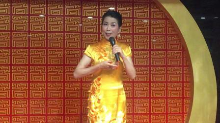 宿迁市老年大学,京剧班庆祝99周年,京剧联欢晚会,许超英唱,天天乐。