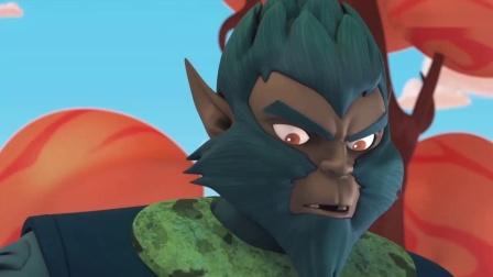 《新成龙历险记之梦境守护者》小妹给妖猴的到底是花环还是紧箍咒呢?