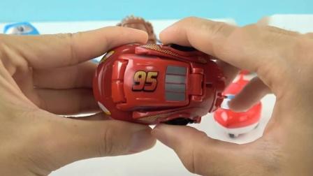 《橙子乐园在日本玩具》超级飞侠给我们带来变形蛋玩具