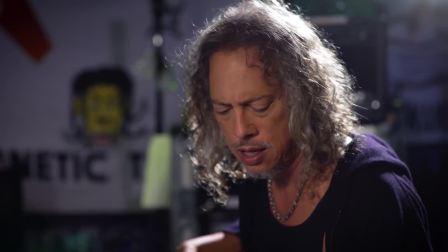 【Ernie Ball】String Theory featuring Kirk Hammett