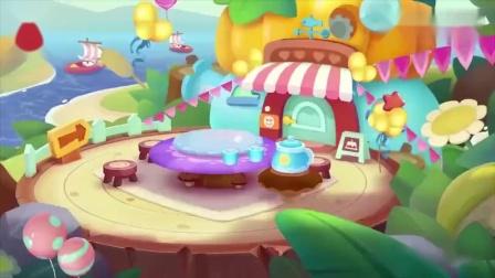 宝宝巴士:快来跟妙妙学做蛋糕,自己动手做,快乐又好吃!