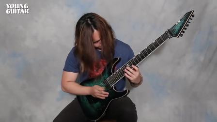 【E-II 2018年发表】E-II 2018年发表6种E-II吉他Joe-G演示合集