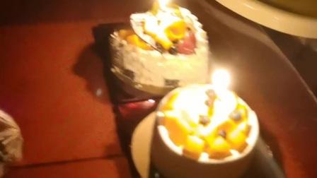 616祝我23岁生日快乐!小布丁陪我过第一个生日。
