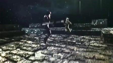 奥特曼:邪恶奥特曼贝利亚越狱,就连格斗之王泰罗也不是它的对手