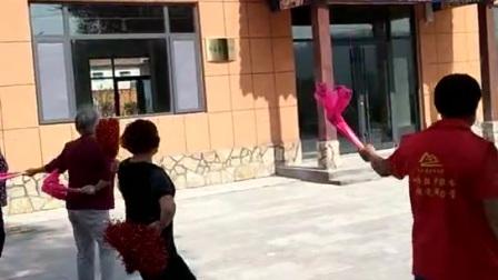 瑞庄村:广场舞