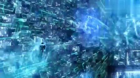 奥特曼:大地跟随着彩虹,成功找到艾克斯的数据,和他直接进行了融合了