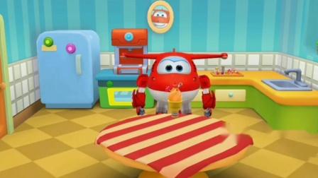 超级飞侠游戏:水果冰激凌做好了,乐迪快吃吧