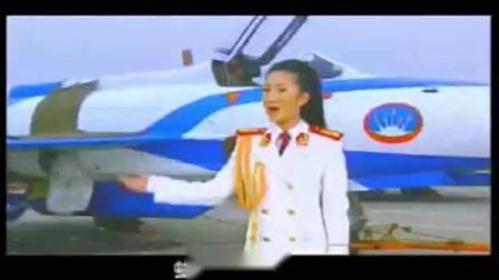 旗袍美人杜桦20年前的原创歌曲《蝴蝶飞向边防海陲》视频年轻漂亮非常美4.mp4