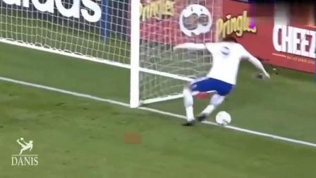足球逗乐搞笑集锦,裁判一次性罚下8名球员