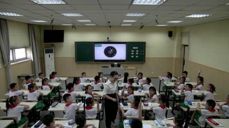 成都市龙泉驿区第二小学校+黄慧章+北师大版二年级下册《一分有多长》.mp4