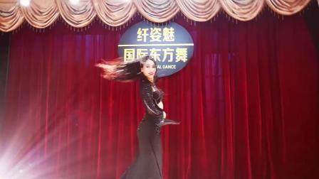 西安肚皮舞 学员丽娜原创baladi