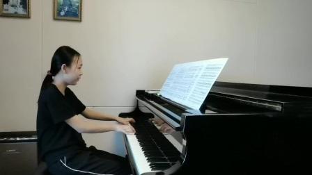 舒伯特《美丽的磨坊女》4.Danksagung an den Bach (视唱练习)