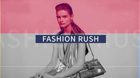 时尚穿搭达人街拍视频制作,免费潮流模特写真视频模板直接套用